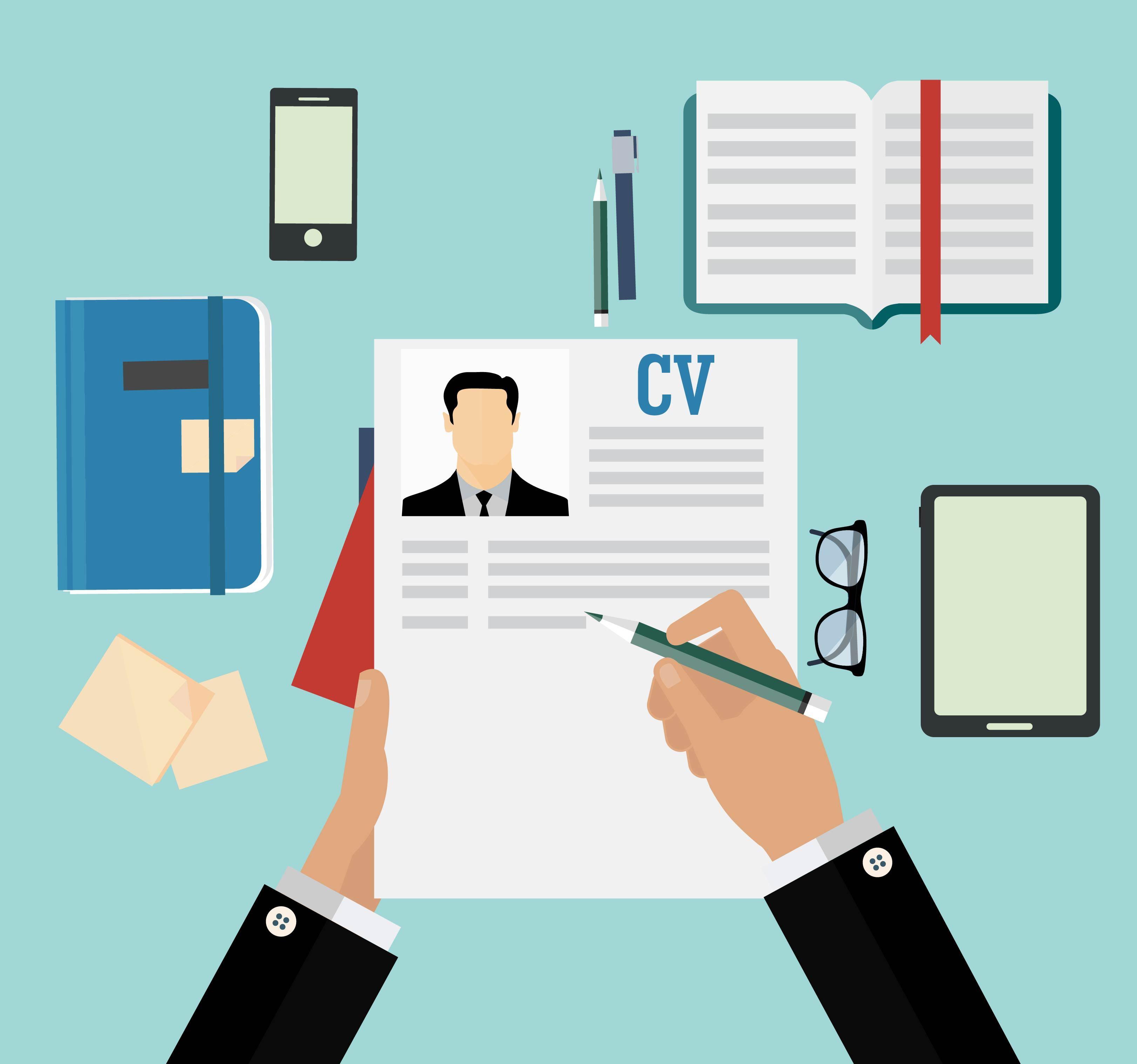 cv writing and interview skills  u2013 online  u2013 iap